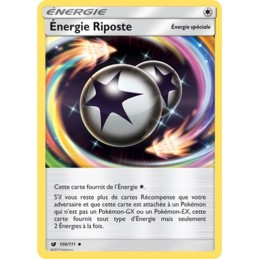 Energie Riposte 100/111 Carte Energie Neuve VF