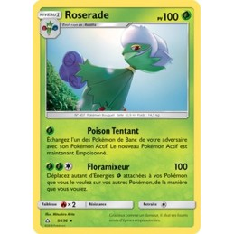 Roserade 5/156 PV100 Carte...