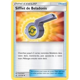 Sifflet de Beladonis 127/156 Carte Pokémon™ dresseur Neuve VF