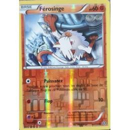 Férosinge 52/114 PV60 Carte...