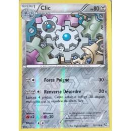 Clic 72/114 PV80 Carte peu...
