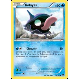 Kokiyas 23/122 PV60 Carte...