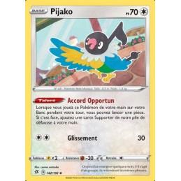 Pijako 142/192 PV70 Carte...