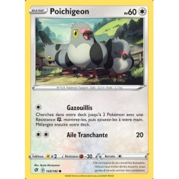 Poichigeon 143/192 PV60...
