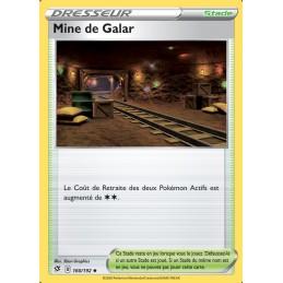 Mine de Galar 160/192 Carte...