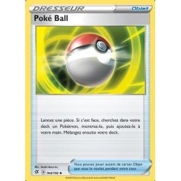 Poké Ball 164/192 Carte...