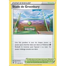 Stade de Greenbury 170/192...