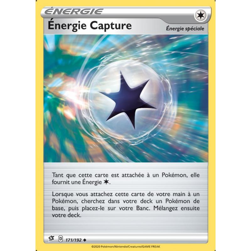 Energie Capture 171/192 Carte Energie peu commune Neuve VF