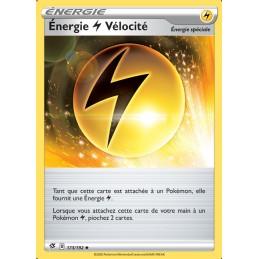 Energie Velocité 173/192 Carte Energie peu commune Neuve VF