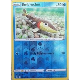 Embrochet 52/192 PV60 Carte...