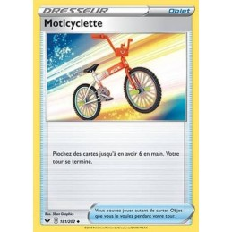 Motocyclette 181/202 Carte...