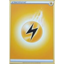 Carte Energie électrique