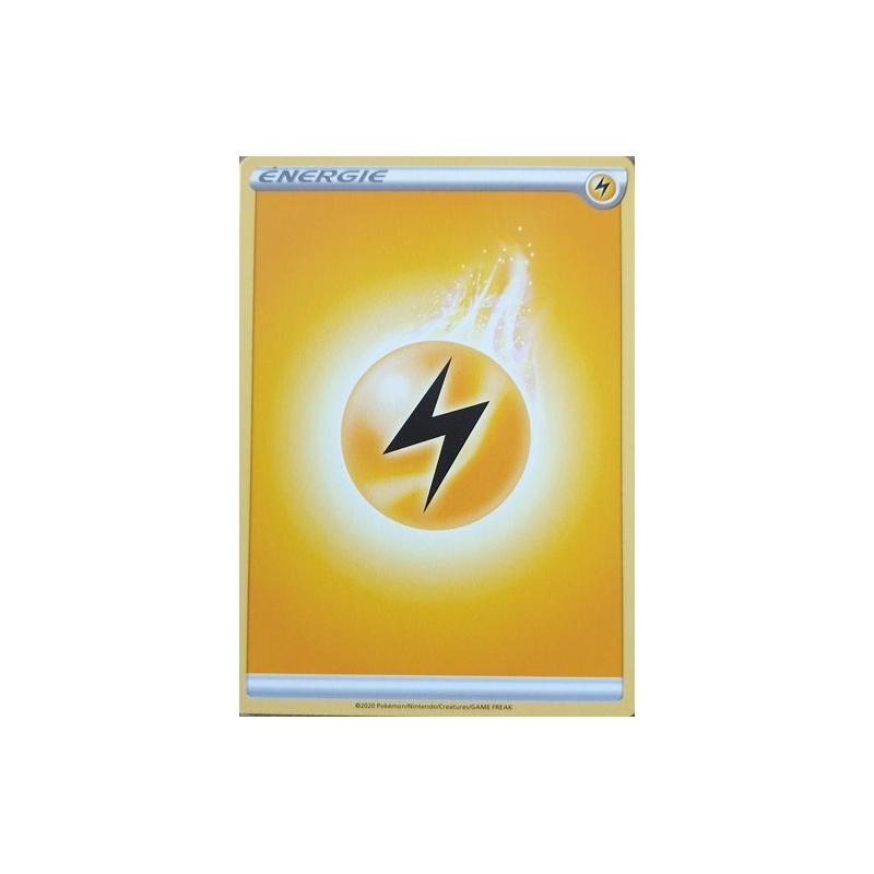 Carte énergie Electrique neuve VF