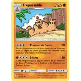 Trépassable 127/236 PV140...