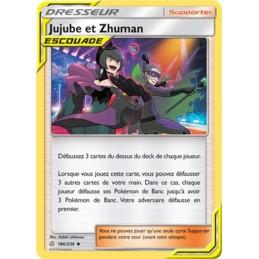 Jujube et Zhuman 186/236...