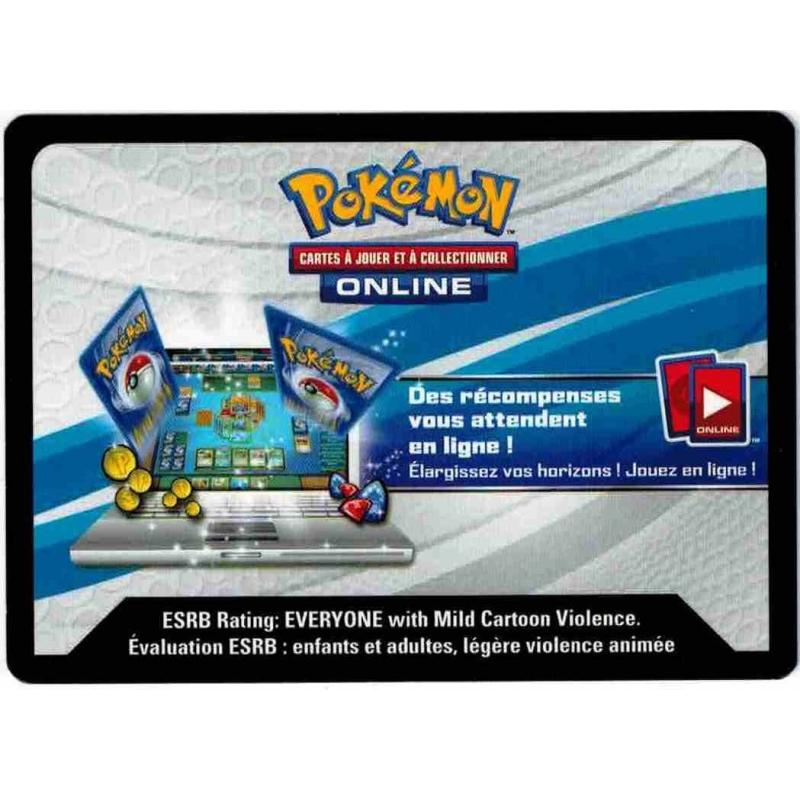 Carte JCC Pokémon Online Epée et Bouclier 1