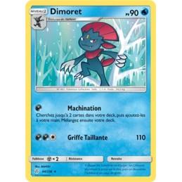 Dimoret 44/236 PV90 Carte...