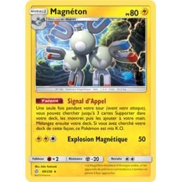 Magnéton 69/236 PV60 Carte...
