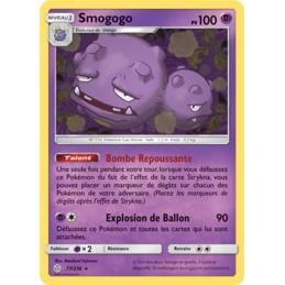 Smogogo 77/236 PV100 Carte...