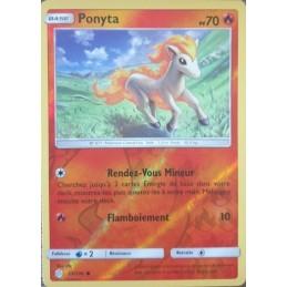 Ponyta 23/236 PV70 Carte...