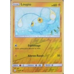 Loupio 71/236 PV60 Carte...