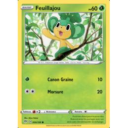 Feuillajou 6/189 PV60 Carte...
