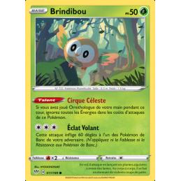 Brindibou 11/189 PV50 Carte...