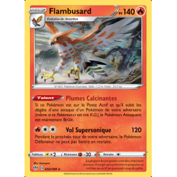 Flambusard 32/189 PV140 Carte rare Neuve VF