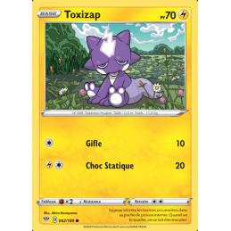 Toxizap 62/189 PV70 Carte...
