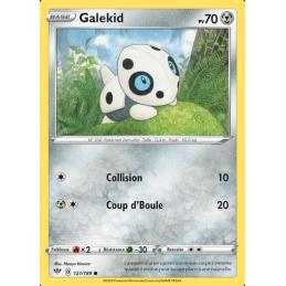 Galekid 121/189 PV70 Carte...