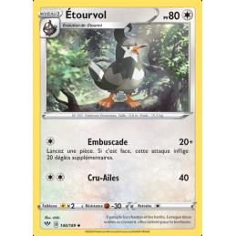 Etourvol 146/189 PV80 Carte...