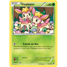 Vivaldaim 8/124 PV60 Carte...