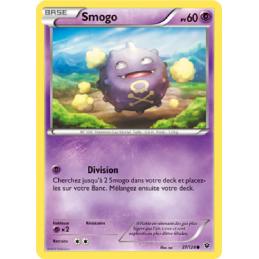 Smogo 27/124 PV60 Carte...