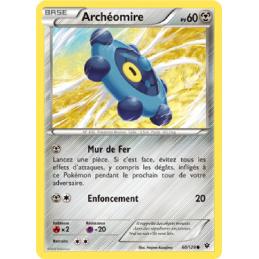 Archéomire 60/124 PV60 Carte Pokémon™ commune neuve VF
