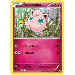 Rondoudou 65/124 PV70 Carte...