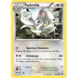Pashmilla 89/124 PV90 Carte...