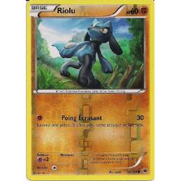 Riolu 46/124 PV60 Carte...