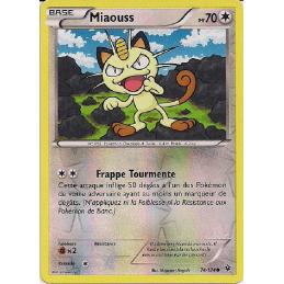 Miaouss 74/124 PV70 Carte...