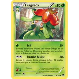 Fragilady 8/122 PV80 Carte...