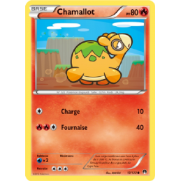 Chamallot 12/122 PV80 Carte Pokémon™ commune neuve VF