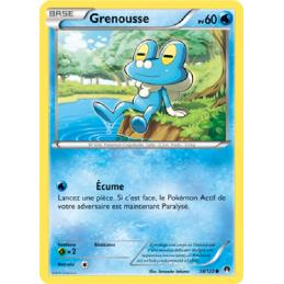 Grenousse 38/122 PV60 Carte...