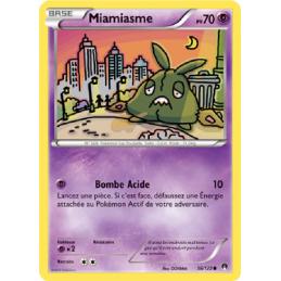 Miamiasme 56/122 PV70 Carte...