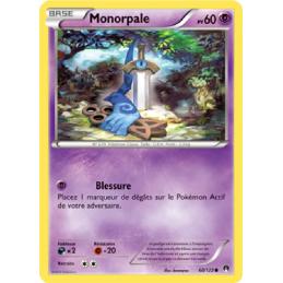 Monorpale 60/122 PV60 Carte...