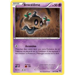 Brocélôme 64/122 PV50 Carte...