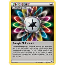 Énergie Multicolore 152/162...