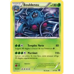 Bouldeneu 2/114 PV130 Carte...