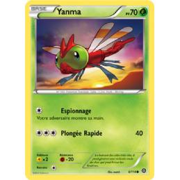 Yanma 6/114 PV70 Carte...