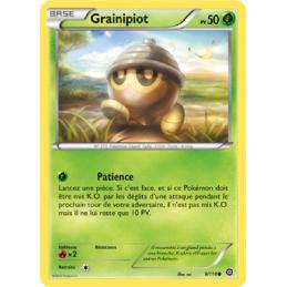 Grainipiot 9/114 PV50 Carte...