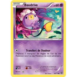 Baudrive 46/114 PV60 Carte...