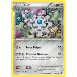Clic 72/114 PV80 Carte...